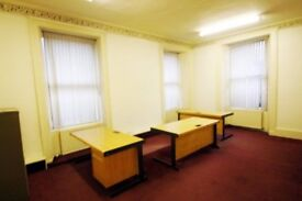 Offices to rent in Central Glasgow from £175 pm