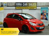 VAUXHALL CORSA 1.2 i 16v LIMITED EDITION 3dr VERY LOW MILEAGE