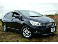 FRESH IMPORT 2008 TOYOTA MARK X ZIO ESTIMA 7 SEATER AUTO ODYSSEY BLACK