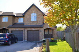 End Unit Freehold Townhouse $519,900