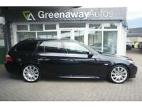 2010 BMW 5 SERIES 525D M SPORT BUSINESS EDITION TOURING TOP SPEC GREAT VALUE ES