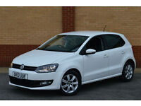 Volkswagen Polo 1.4 ( 85ps ) DSG 2013MY Match