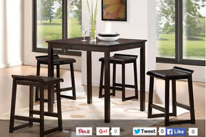 """""""TOLEDO 5pc Dinette in great condition"""