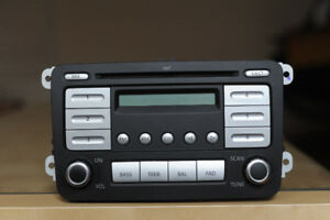 Volkswagen radio head unit (MK6 Golf, Jetta)