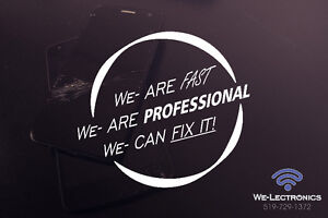We-Lectronics: Cell Phone Repair, Unlocking, Sales, FAST Service