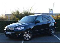 BMW X5 3.0TD auto 2010MY xDrive30d M Sport