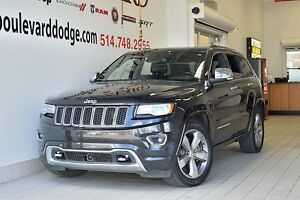 2014 Jeep Grand Cherokee Overland DIESEL !!WOW!!