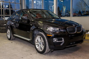 2014 BMW X6 SUV, Crossover