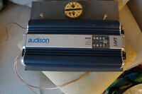 Audison 4 channel car amplifier Made in Italy. LRx 4.300