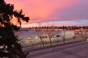 One minute walk from Chinook Mall!