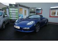 2011 PORSCHE BOXSTER 24V PDK WHAT A BEAUTIFUL CAR CONVERTIBLE PETROL