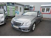 2009 MERCEDES E-CLASS E350 CDI BLUEEFFICIENCY AVANTGARDE FULL LEATHER AND SAT NA