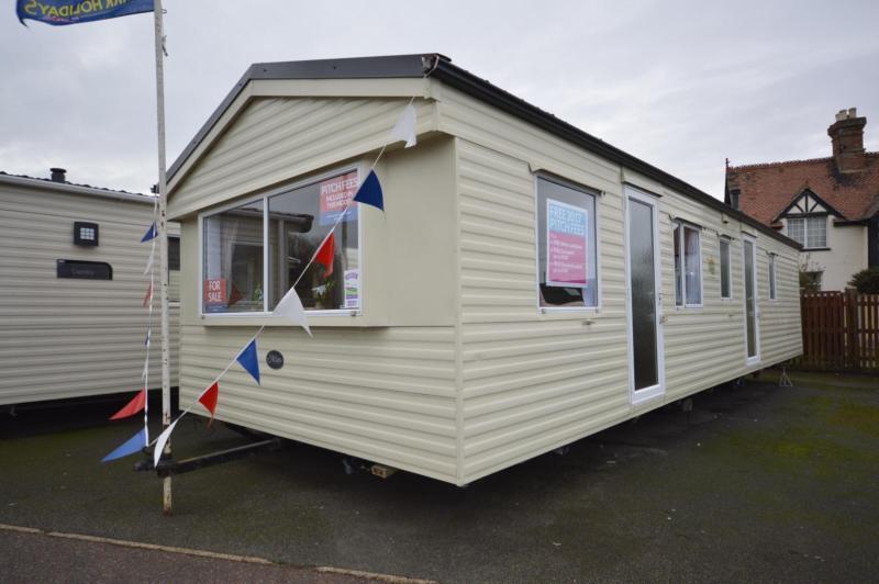 Static Caravan New Romney Kent 2 Bedrooms 6 Berth Atlas Oasis 2007 Marlie