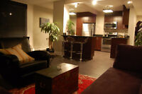 Downtown Saskatoon -- FURNISHED CONDO Available March 1