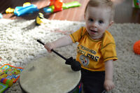Music Classes for your little one.  Ages 6 months - 5 Years