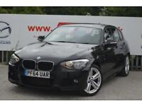 2015 BMW 1 SERIES 118d M Sport 5dr Step Auto
