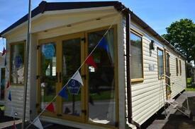 Static Caravan Hastings Sussex 3 Bedrooms 8 Berth ABI Olympia 2013 Coghurst Hall