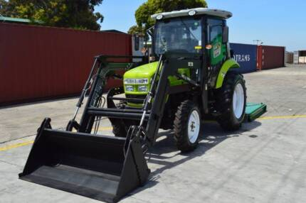 60hp Cabin Tractor Comes With 6ft Slasher   5 Yrs Parts Warranty Adelaide CBD Adelaide City Preview