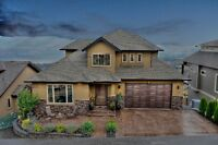 Executive Kelowna Lakeview Home for Trade for Red Deer Property