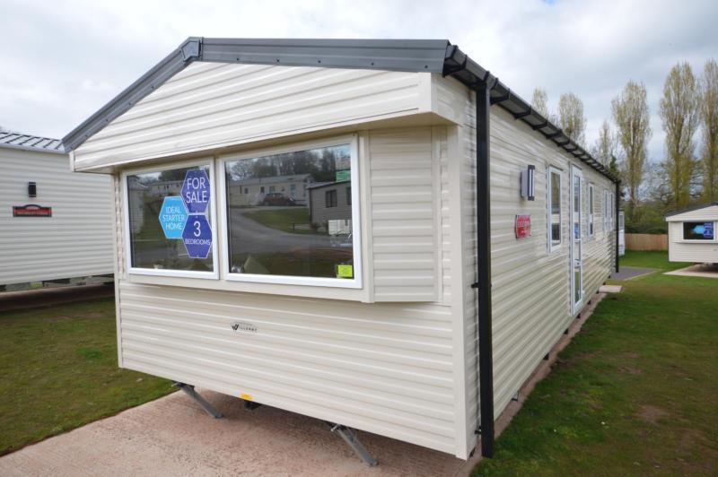 Static Caravan Dawlish Devon 3 Bedrooms 8 Berth Willerby Caledonia 2017 Golden