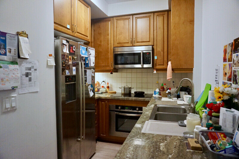 DOWNTOWN Furnished Bedroom for Rent (June-August) FEMALE ...