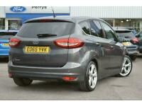 2015 Ford C-MAX & Grand C-MAX 2.0TDCi Titanium X 6Spd 150PS MPV Diesel Manual