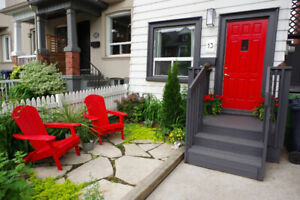 1+1 bedroom house for rent in Trinity-Bellwoods