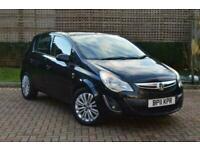 2011 Vauxhall Corsa 1.2 i 16v Excite 5dr Hatchback Petrol Manual