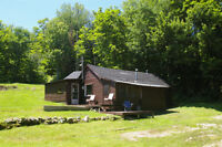 CABIN WITH 16+ ACRES
