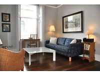 Short Term Let - Stylish one bedroom apartment off of Leith Walk