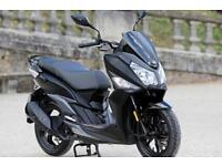 Brand new Sym Jet 14 scooter low rate finance call today