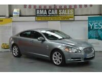 JAGUAR XF 3.0 TD V6 LUXURY 4dr LOW MILEAGE