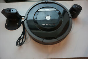iRobot Vacuum Cleaning Robot - Roomba 650