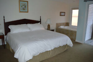Ocean front furnished rooms for rent
