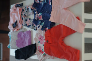 9 month girl outfits. Brand new condition