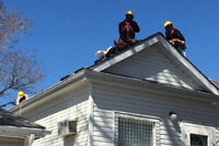 ROOFING SERVICES...FREE ESTIMATES