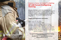 SP-100 Forest Firefighting Training