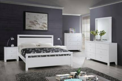New Fern Single/King Single/Double/Queen Bed AV At Both Showrooms