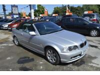BMW 320 2.2i 2001MY Ci AUTOMATIC CONVERTABLE LEATHER INT