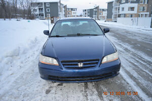 2001 Honda Accord SE Berline