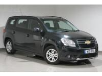 2012 Chevrolet Orlando 2.0 VCDi (130ps) LT - FINANCE FROM £31 PER WEEK