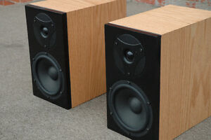 ACME Model One Speaker System with stands