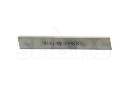 "SHARS 3/8"" Cobalt Square Tool Bit  10 pc. Set NEW P"