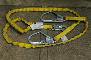 Fall Safety Equipment, Lanyards