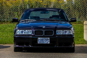 1994 e36 BMW 3-Series M Package Convertible