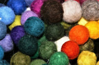 Create a Felted Landscape Hanging - Ages 8-10
