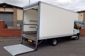 MAN AND VAN WE MOVE ANYTHING ANYWHERE ANYTIME SPECIAL OFFER FOR INTERNATIONAL MOVES CALL 24/7