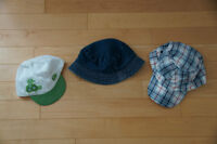 Hats - All 3 for $2