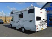 2008 CI CARIOCA 656 MOTORHOME 6 BERTH 6 TRAVELING A STUNNING 1 OWNER FULL SERVIC