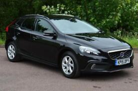 2015 VOLVO V40 D2 Cross Country SE Nav 5dr Powershift Automatic low mileage